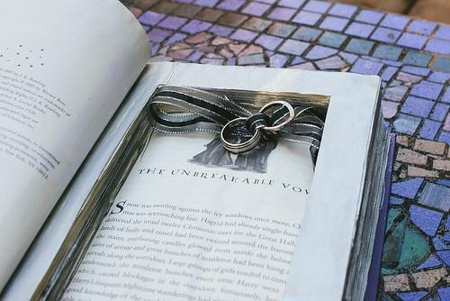 Raina + Michelle Harry Potter Love!