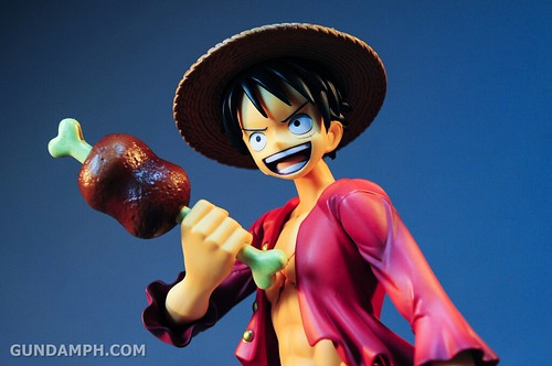 Monkey D. Luffy - P.O.P Sailing Again - Figure Review - Megahouse (48)
