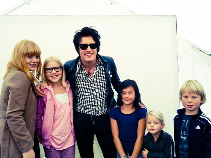 Spike en Janneke en kids
