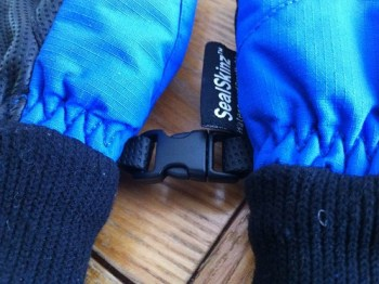 Sealskinz kids winter gloves review
