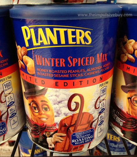 Planters Limited Edition Winter Spiced Mix