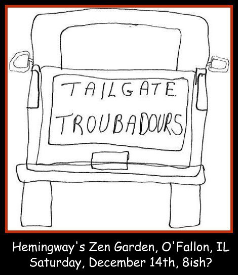Tailgate Troubadours 12-14-13