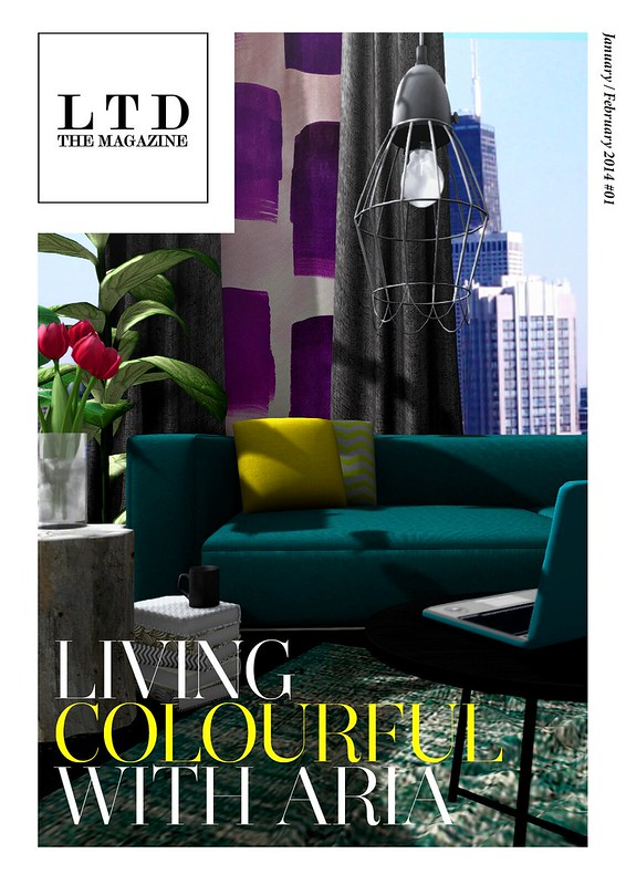 LTD MAGAZINE - Jan/Feb 2014 Issue OUT NOW!