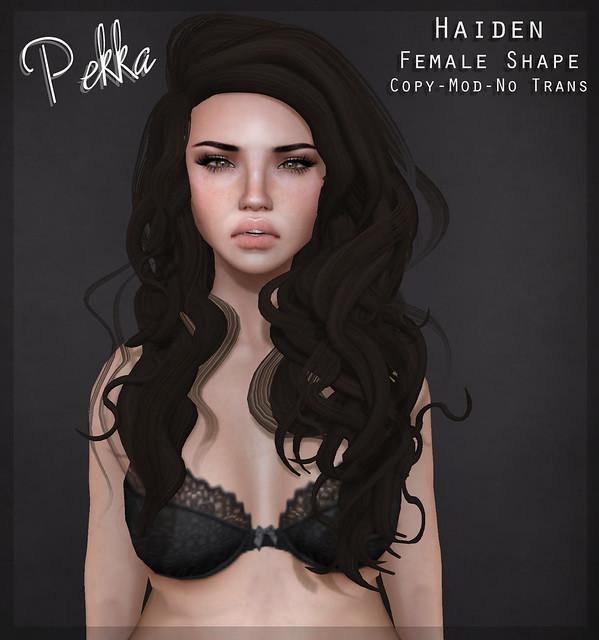 haiden shape