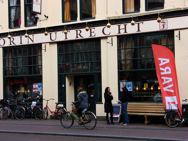 Weekly Photo Challenge: Street (and Bicycle) Life in Utrecht (4/4)