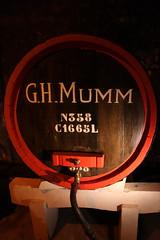 GH Mumm Champagne, Reims, France
