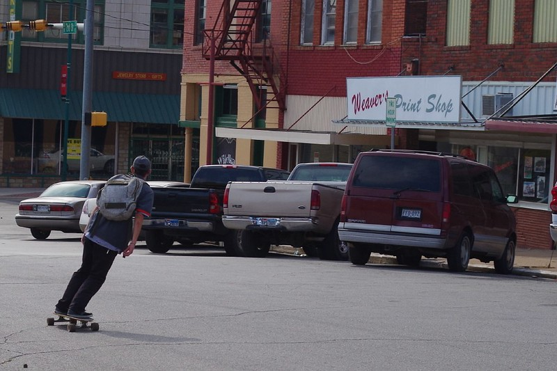 Streets of Mineral Wells