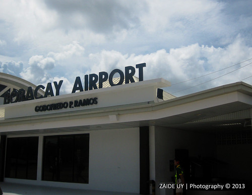 Caticlan Airport