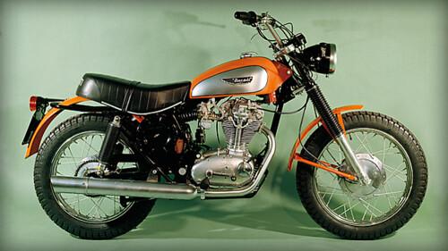 Ducati Scrambler 1968