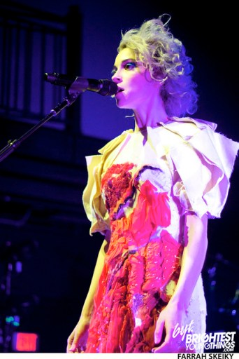 St Vincent 930 Club DC Brightest Young Things Farrah Skeiky 03