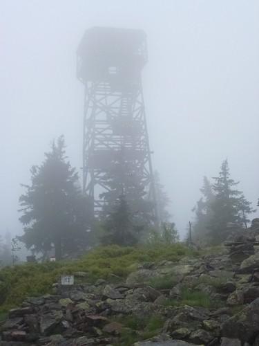 Wieża na Trójmorskim Wierchu by Polek