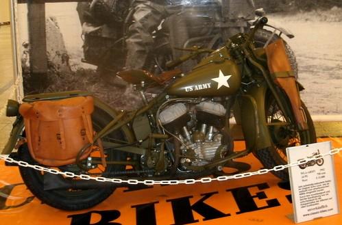 Harley Davidson Army 1