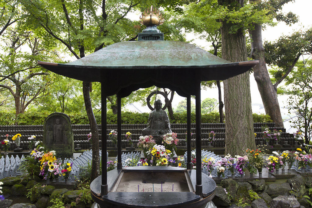 Shrine in Hase-dera