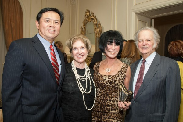 Darryl Woo, Celeste Woo, Marilyn Cabak, Michael Cabak