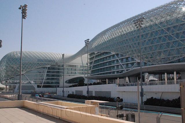 Hotel Yas Marina A Abu Dabhi : Cuatro días en los emiratos árabes dubai y abu dabhi
