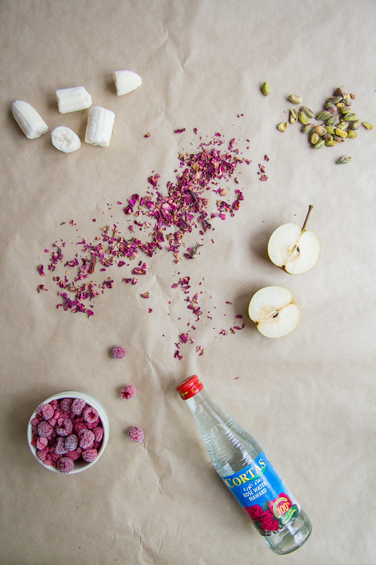 valentine smoothie ingredients