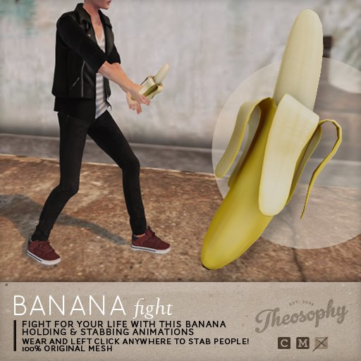 banana fight