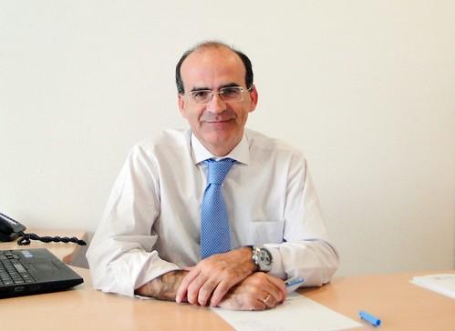 Francisco Vázquez, gerente de aecc en Sevilla