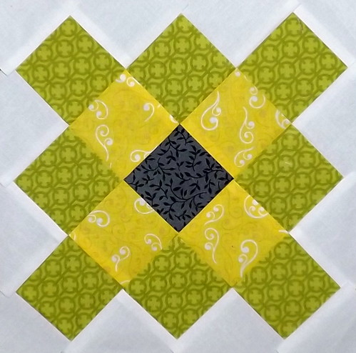 Granny Bee Block 24