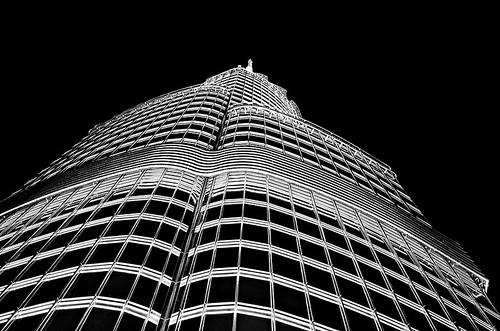 Burj Khalifa, Dubai by kaniths