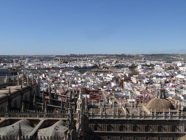 Sevilla from La Giralda