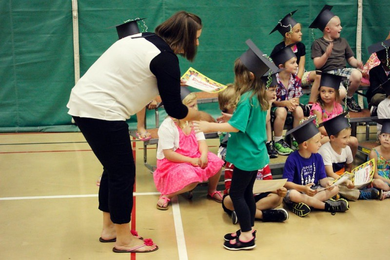 Jadyn's Kindergarten Gradutation