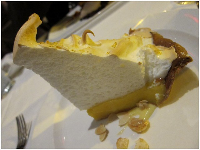Lemon Meringue Pie - North end grill