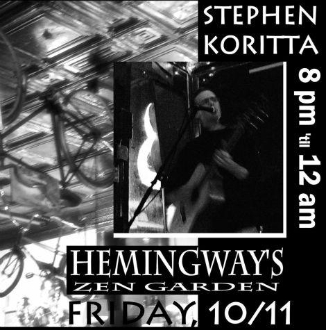Stephen Koritta 10-11-13