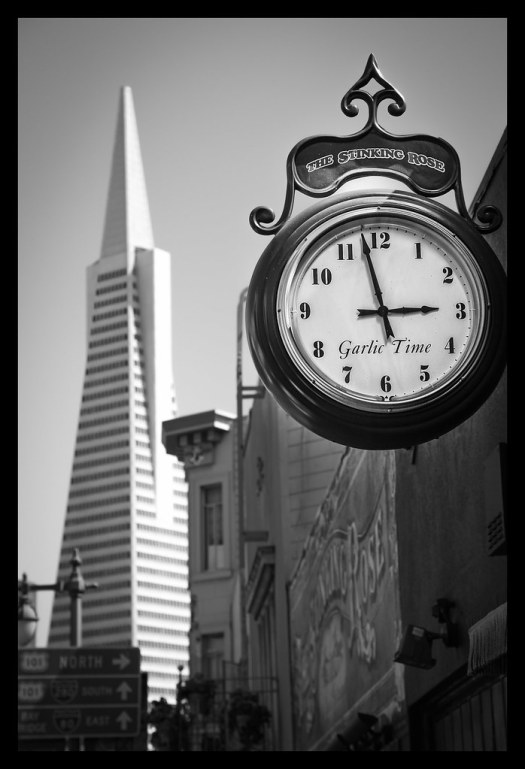 The Stinking Rose - San Francisco -2009