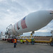 Antares Rocket Rollout (201401050010HQ)