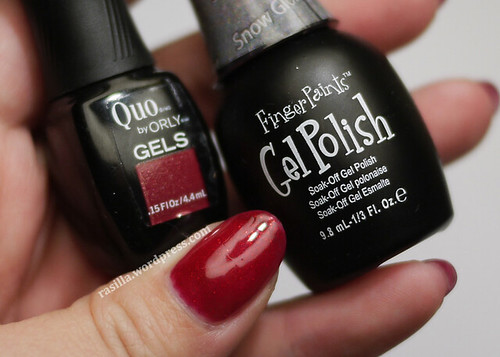 Quo by Orly & FingerPaints Gel Polish