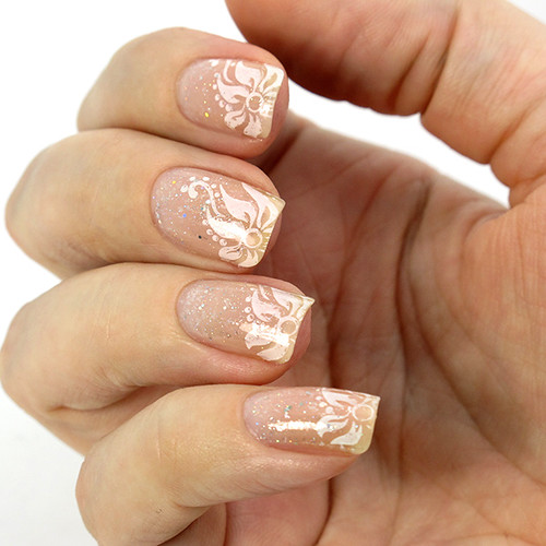 French manicure variation