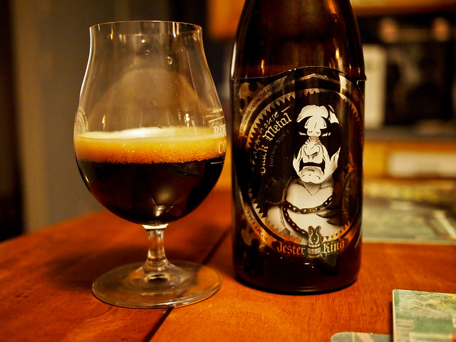 Jester King Black Metal Farmhouse Imperial Stout