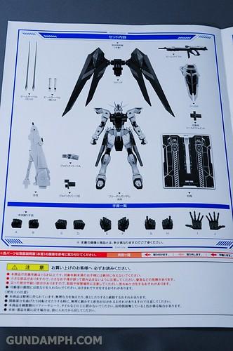 Metal Build Freedom Gundam Prism Coating Ver. Review Tamashii Nation 2012 (13)