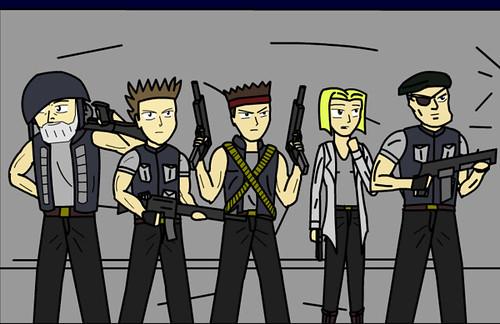 Crisis gang