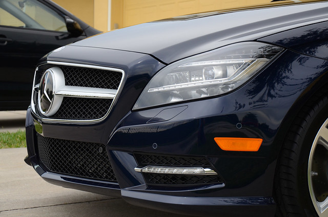 Orlando Paint Correction and Glass Coating | CLS550 Detail