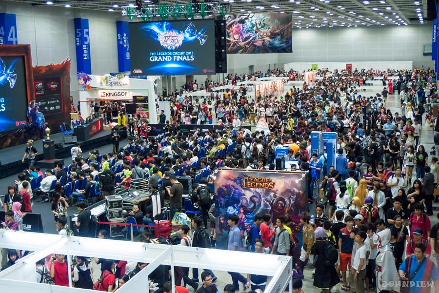Comic Fiesta 2013 - 02