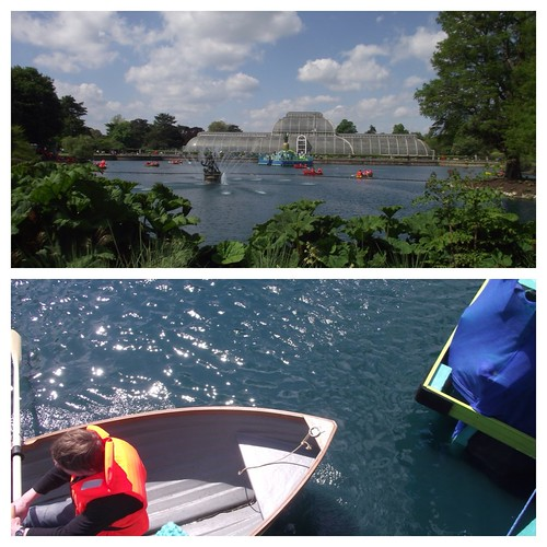 Boating - Kew