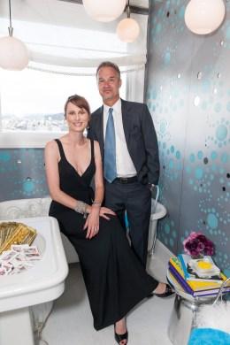 Emilie Munroe and Willem Racke