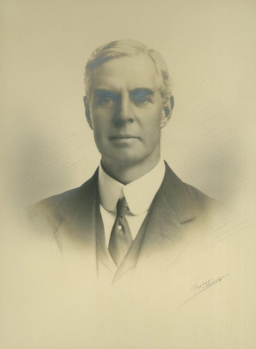 Dr Percy Cooper, Honorary Medical Officer (1914-1925)