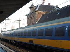 Train in Delft