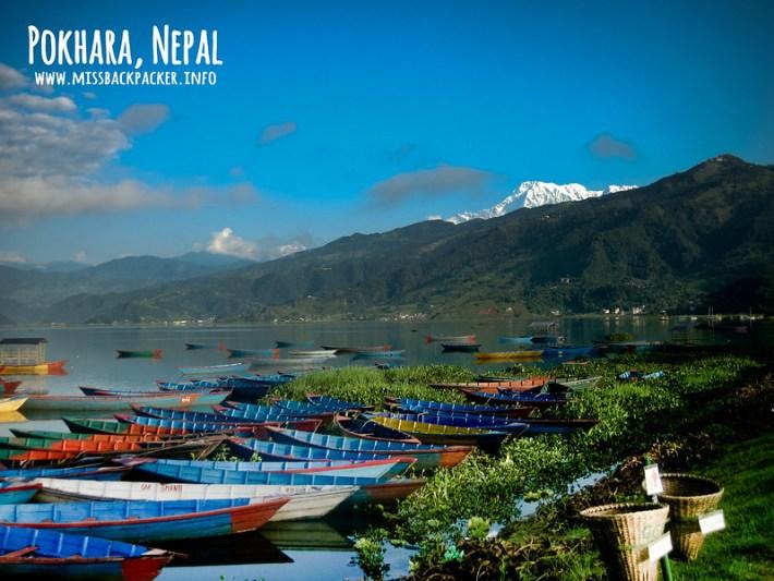 Pokhara to Nayapul