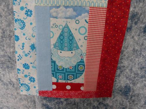 Leona's Christmas quilt