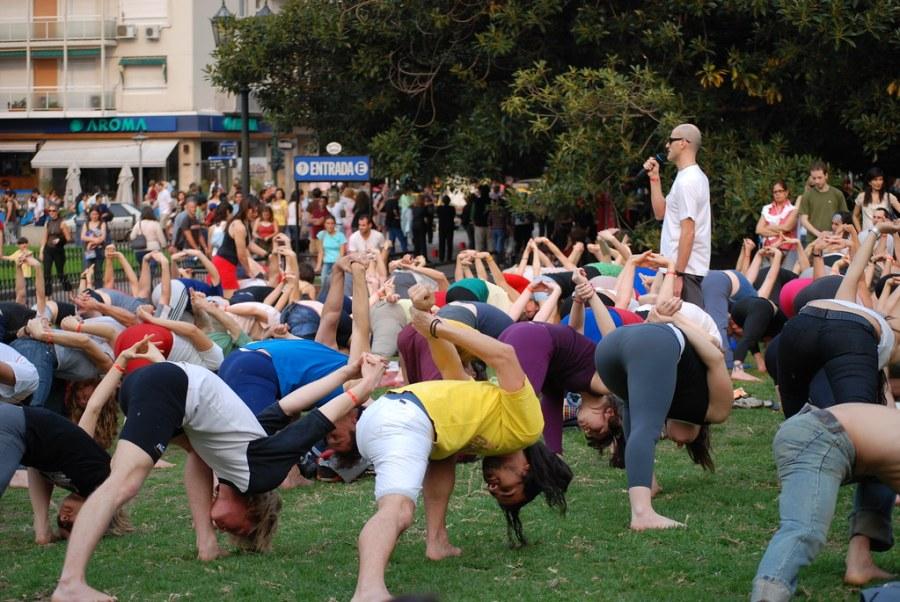 Clase de Yoga en Recoleta