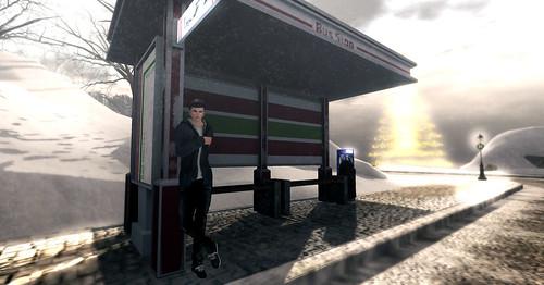Buildworks Bus Stop