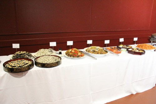 korean buffet