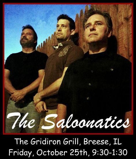 The Saloonatics 10-25-13