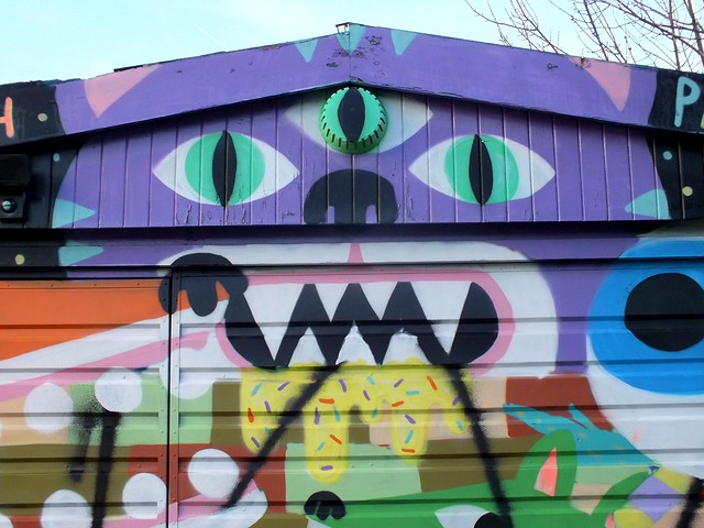 Dulwich Street Art