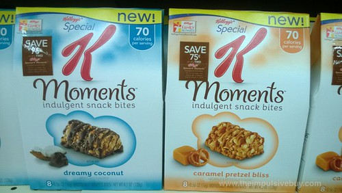 Kellogg's Special K Moments Indulgent Snack Bites