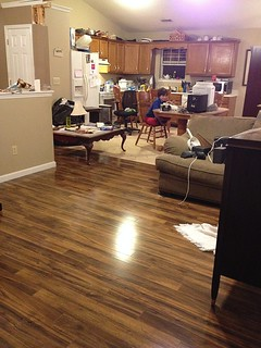 New floors